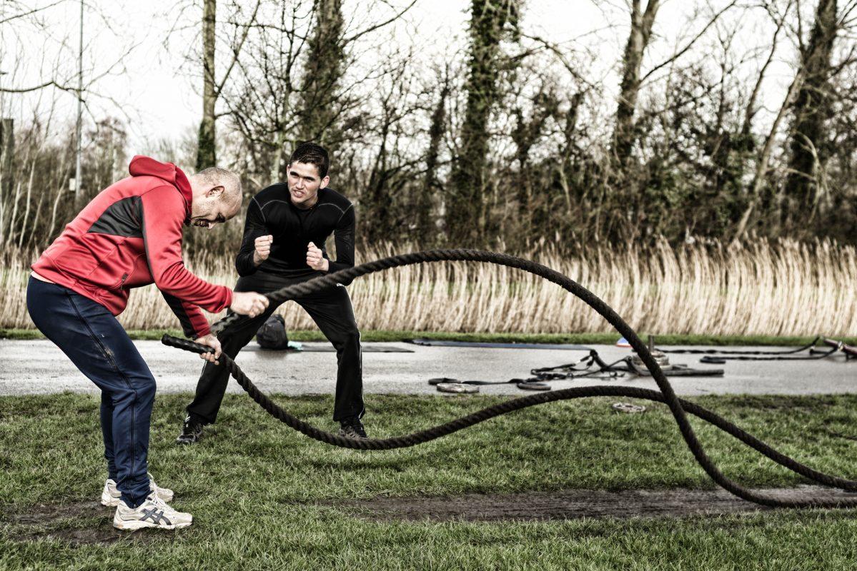 Personal training heemskerk bij Personal trainer Kees Aardenburg van Mental Fitness